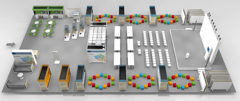 Konzeption BASF-Roadshow