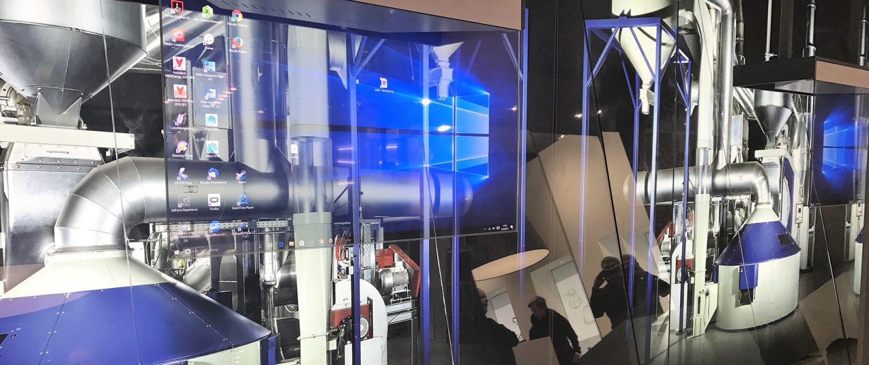 LLeyendecker Veranstaltungstechnik Messetechnik Videotechnik Messe Messestand