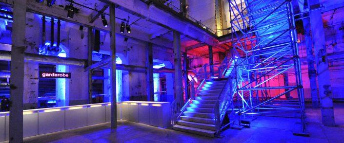Beleuchtung Kraftwerk Autostadt Wolfsburg