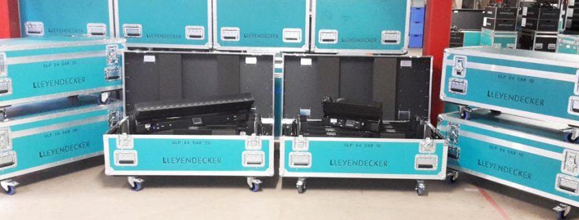 Investition in GLP X 4 Bars – LLeyendecker Lager