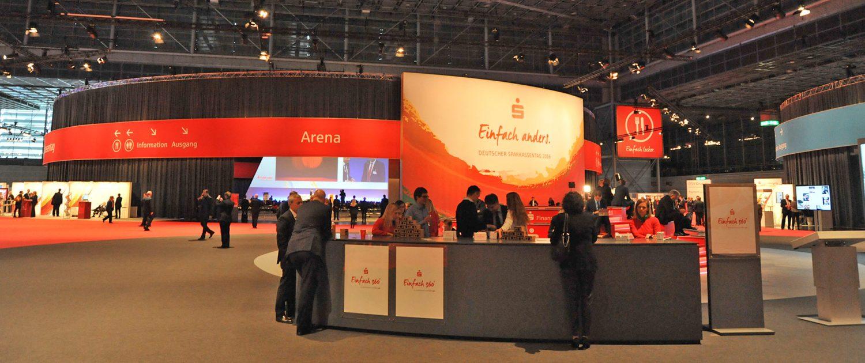 Sparkassentag Messe Düsseldorf