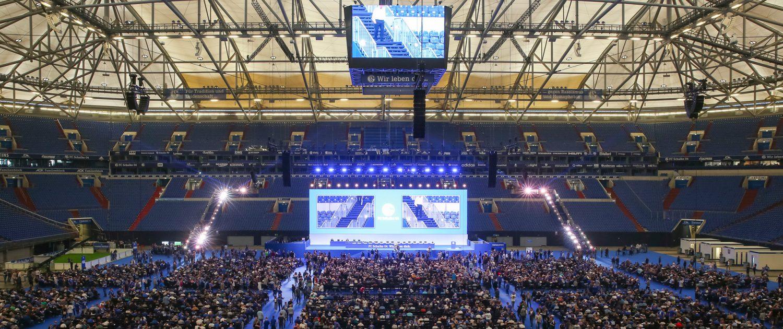 Mitgliederversammlung Schalke 04