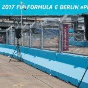 Beschallung ePrix Berlin
