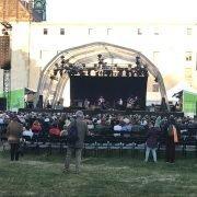 Konzert auf der Bühne Reformationssommer Wittenberg