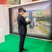 Virtual Reality Veranstaltungstechnik Jubiläum
