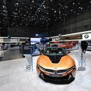 Veranstaltungstechnik, Messetechnik Automobilsalon Genf