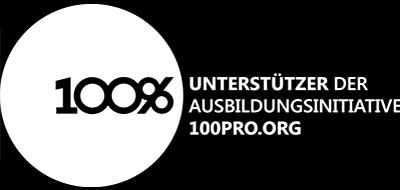 Ausbildungsinitiative 100Pro