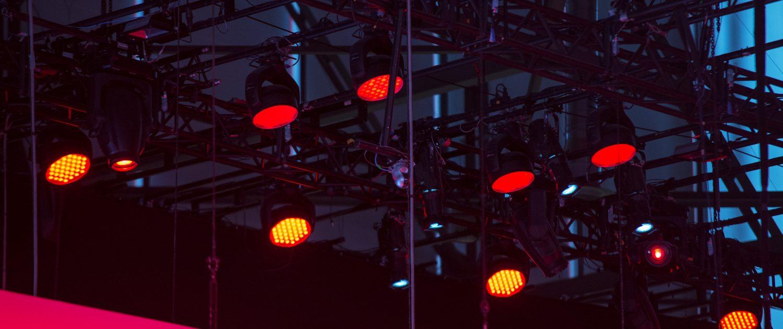 Lichttechnik, Veranstaltungstechnik