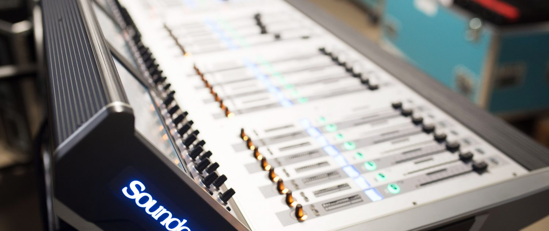 Tontechnik, Audiotechnik, Veranstaltungstechnik