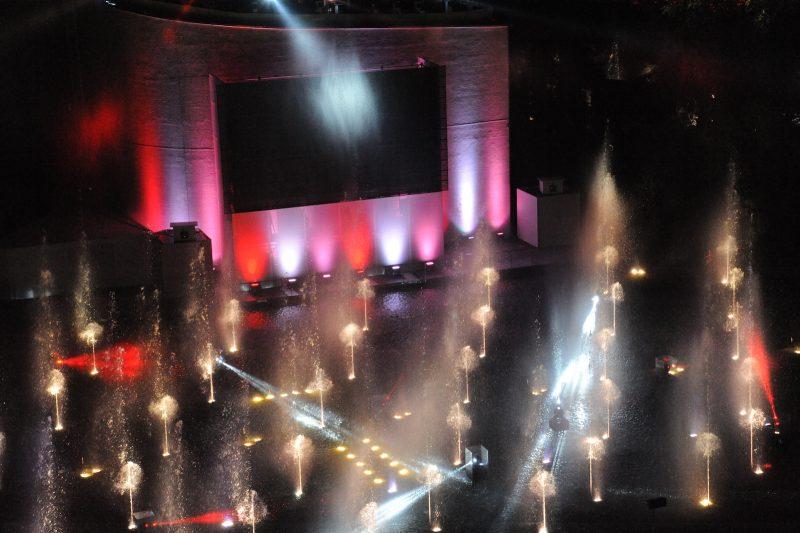 Showtechnik, Lichttechnik, Lichtdesign