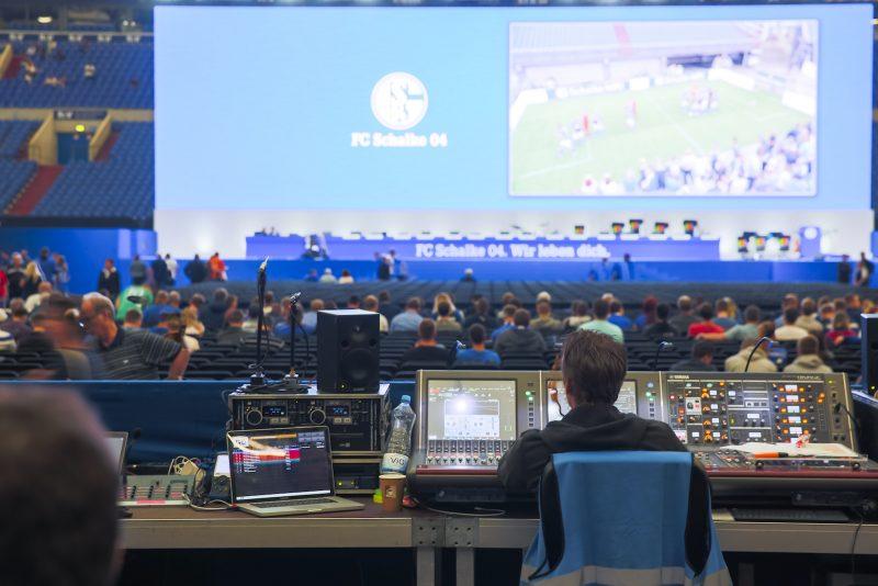 Videotechnik Mitgliederversammlung