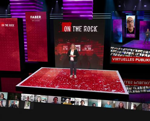 Streaming Stuio Digitale Events Virtuelle Events