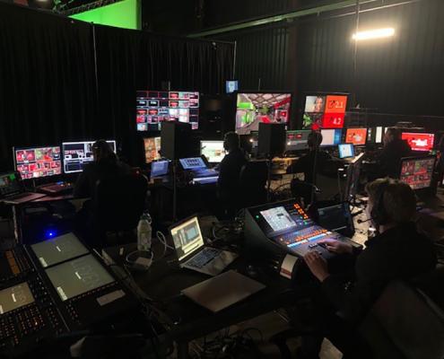 Streamingevent Onlineveranstaltung Virtuelle Betriebsversammlung